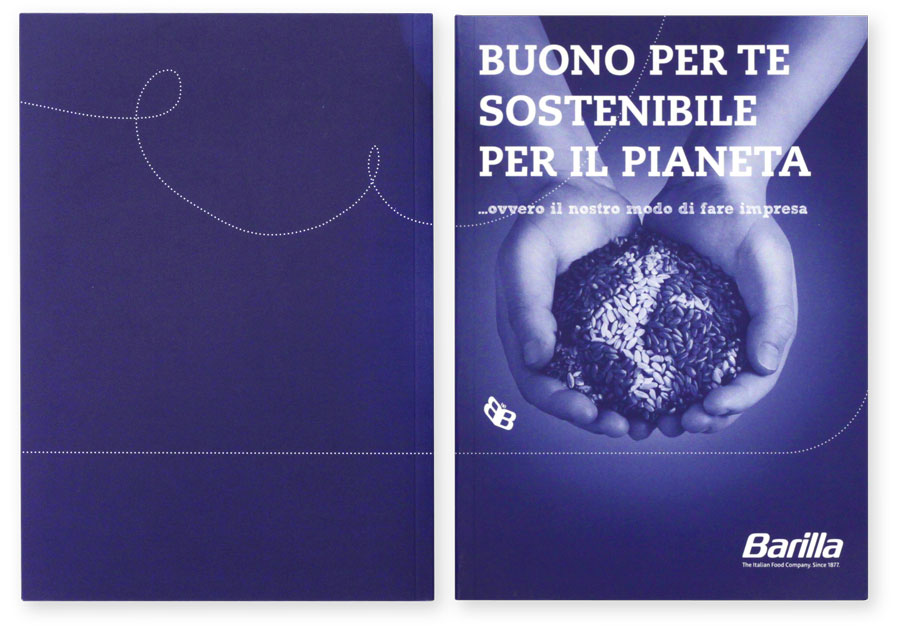 Barilla Sustainability Report 2012